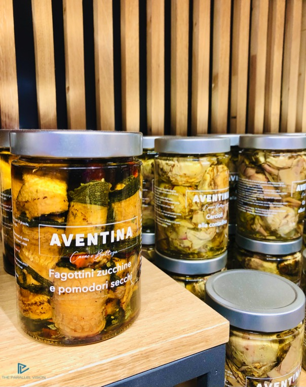 cibo-barattoli-vetro-aventina-zucchine
