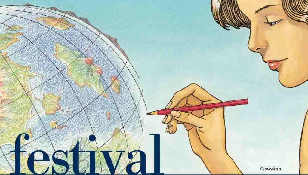 ragazza-mano-matita-mondo-mappamondo-festival