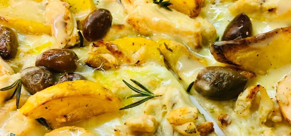 pizza-patate-pollo-olive-rosmarino